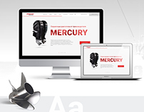 Mercury Cruiser - краснодарский дилер лодочных моторов.