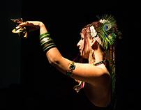 Tribal Bellydance portrait