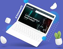 ExtremeFit Website UI/UX Case Study