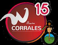 William Corrales Concejo 2016-2019