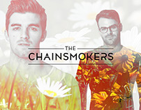 The Chainsmokers - Chill Concert Visuals