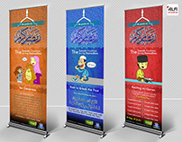 Bunting Raudhah Ramadhan