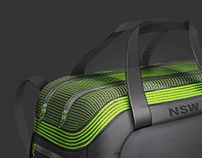 Nike travel Duffle bag