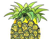 My favourite pineapple
