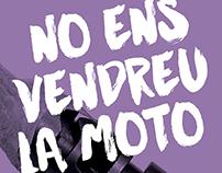 #NoEnsVendreuLaMoto