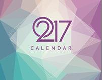 Calendar  اجنده 2017