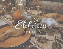 Edelweiss Brand Identity