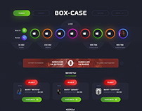 BOX-CASE — NEW WEB DESIGN MAKET