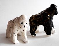Tribe hoax ceramic