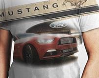 Shirt mustang 2015