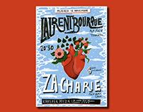 Laurent Bourque // poster