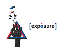 Exposure // Magazine Design