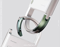 Anemiya-户外小风扇设计