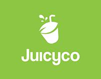 Juicyco - Logo Design