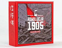Revolution 1905 (Rewolucja 1905) - card game