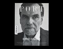 Port Russia #5 (cover by Gosha Rubchinskiy)