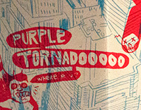 PURPLE TORNADO vs. MR HOAX