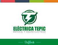 Eléctrica Tepic - Branding