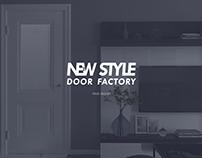 NEW STYLE - DOOR FACTORY (e-commerce)