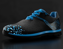H2O Shoe Design & Visualization