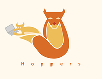 Hoppers Logo Proposal
