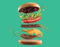 McDonald's | The Big Flavour Trio