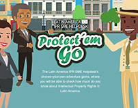 Protect´em Go - Video game