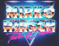 "Cover Album: Mirko Hirsch ""Power of Desire"""
