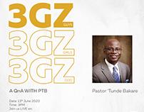 3GZ Event Flyer Design
