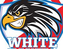 LOGO REDESIGN: Frederikshavn White Hawks