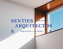 Senties Arquitectos Branding