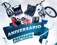 Tabloide - Aniversário Farma Bordon