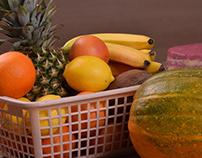 Kurt Emans Shared Foods/Drinks for Hot Summer