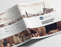 Catalog for WYG International (Poland)