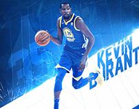 Social Media NBA designs / Justin Carlyle