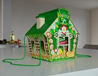 HEINZ Nesting box