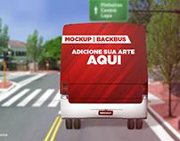 Free PSD Mockup   Backbus