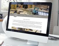 RQ Floors Branding & Site
