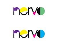 Nervo logo design
