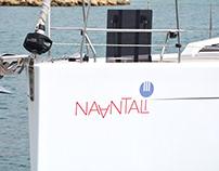 Yacht branding for Naantali