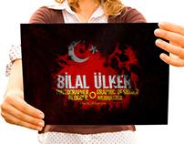 Typography / Bilal Ülker-01