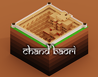 Architecture of India - Chand Baori.