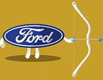 Ford Italia - #SanValentino - 2015