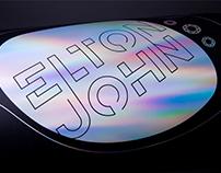 Elton John Concert Branding