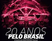 XXXPERIENCE Book - 20 anos pelo Brasil