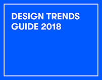 2018 Design Trends Guide
