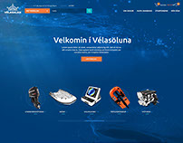 Vélasalan - eCommerce store for marine equipment