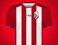 Moghreb Atlético Tetuán Home Jersey 2016-17