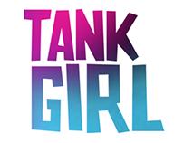 Tank Girl Painting