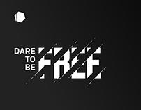 Freeletics - Dare to Be Free